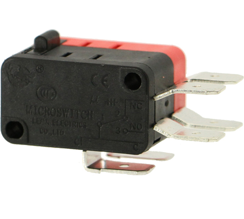 Lema KW7-0II double snap action switch magnetic micro switch